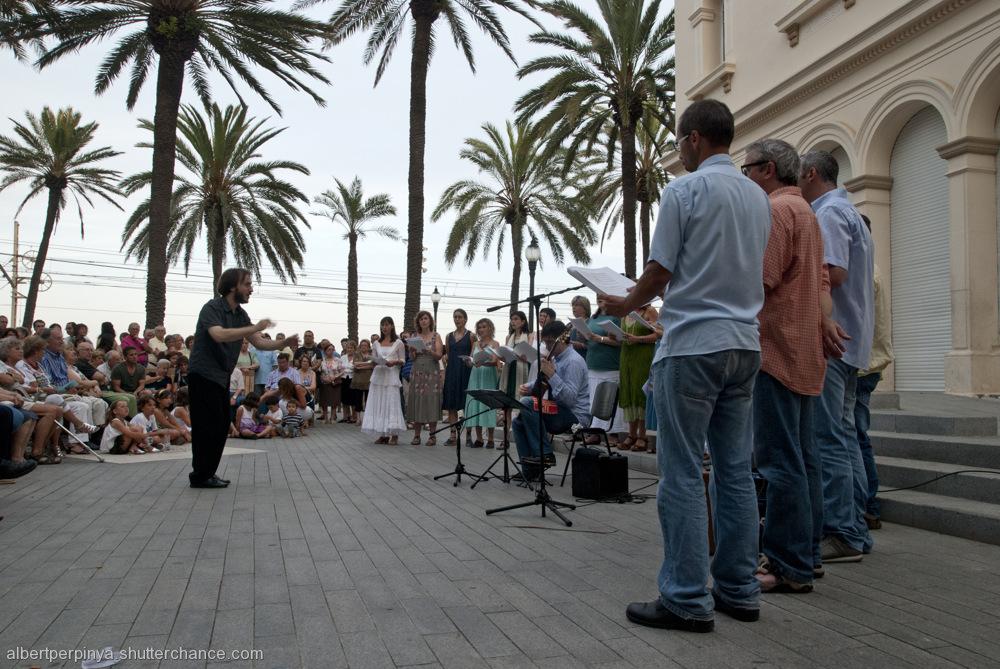 photoblog image Cool Concert